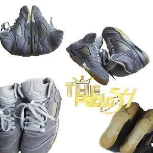 2011 Nike Air Jordan 5 Retro GS  Sz4Y/W5.5